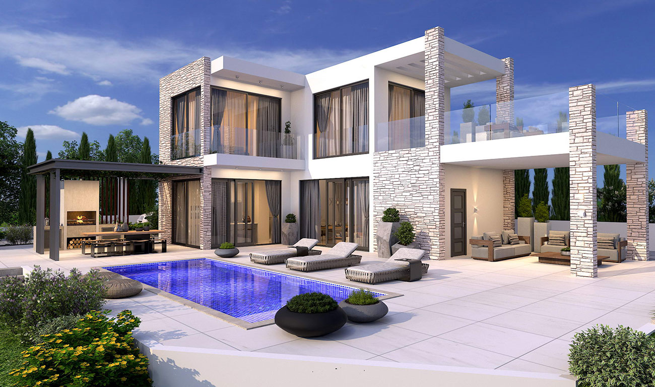 Charalambos Aplas House